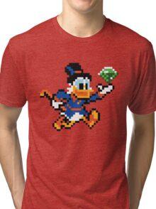 Scrooge Mcduck  Tri-blend T-Shirt