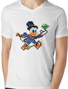 Scrooge Mcduck  Mens V-Neck T-Shirt