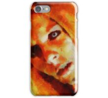 Demoness by Sarah Kirk iPhone Case/Skin