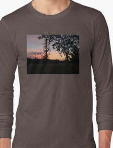 Tranquility in June Long Sleeve T-Shirt