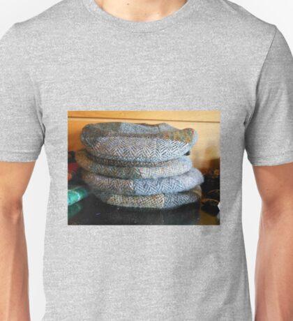 Harris Tweed Caps Unisex T-Shirt