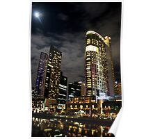 Moon Lit Crown Casino Poster