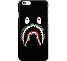 ORIGINAL BAPE CAMO / SHARK iPhone Case/Skin