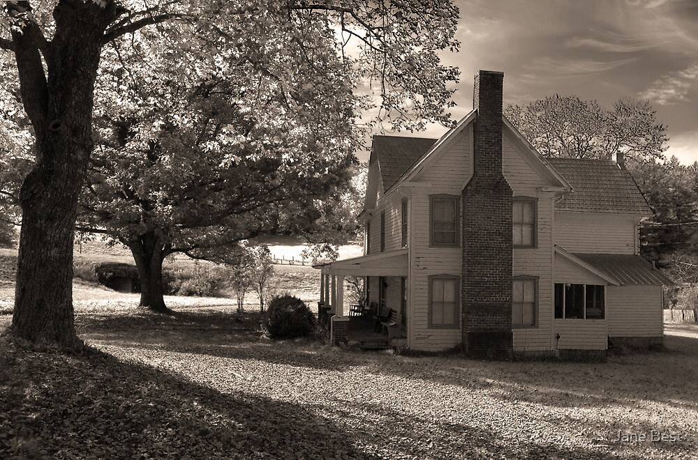 A House in the Country by Jane Best