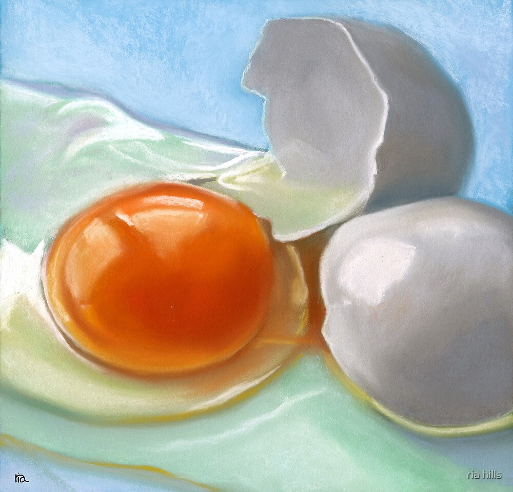 an egg by ria hills