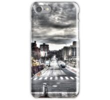 Memorial Union Under Construction iPhone Case/Skin