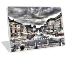 Memorial Union Under Construction Laptop Skin