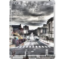 Memorial Union Under Construction iPad Case/Skin