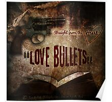 Love Bullets: Cover page Poster