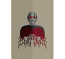Ant-man Photographic Print