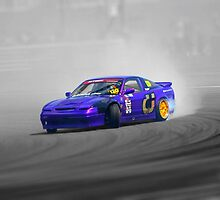 Drifting Toy Car by Vicki Spindler (VHS Photography)