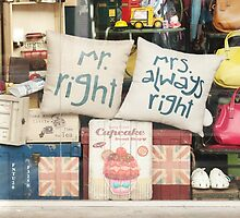 Mr Right, Mrs Always Right by the-novice