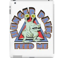 HUNGER PAINS FEED ME iPad Case/Skin