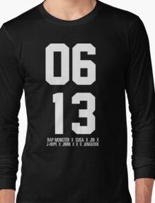 0613 BTS Long Sleeve T-Shirt