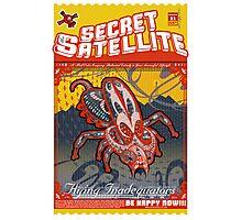 The Secret Satellite Mail Order Flyer #11 Photographic Print