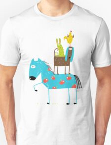 Farm Animal Pile T-Shirt