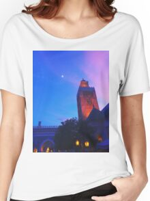 Dusk in Morocco, EPCOT World Showcase Women's Relaxed Fit T-Shirt