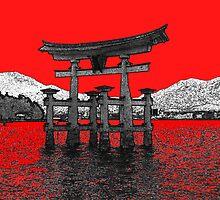 Japan Noir 12 by fenjay