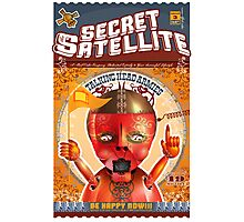 The Secret Satellite Mail Order Flyer #3 Photographic Print