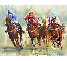 The Chase Photographic Print