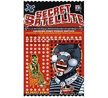 The Secret Satellite Mail Order Flyer #1 Photographic Print