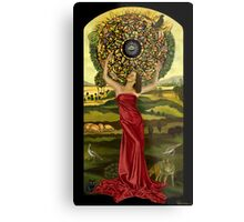 Fortune Empress Metal Print