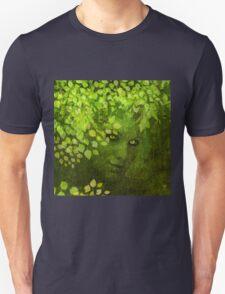 GREEN WOMAN SPRING COMING T-Shirt