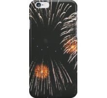 Fireworks over France, EPCOT World Showcase iPhone Case/Skin