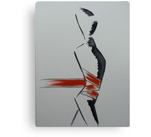 Something is holding you down. Canvas Print