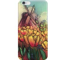 I love Holland iPhone Case/Skin