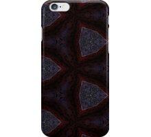 Patterns Molecules iPhone Case/Skin
