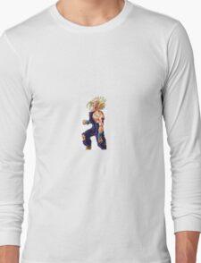 Super Saiyan 2 Gohan Long Sleeve T-Shirt
