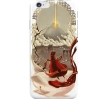 Journey Companion iPhone Case/Skin