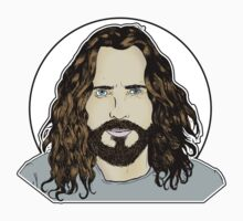Chris Cornell - Soundgarden - Audioslave - Temple Of the Dog - Drawing Kids Clothes