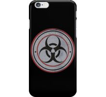 Zombie Containment Task Force iPhone Case/Skin