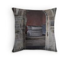 Trade with the Scotch  Throw Pillow