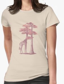 Fata Morgana Womens Fitted T-Shirt