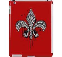 Damask Drips iPad Case/Skin