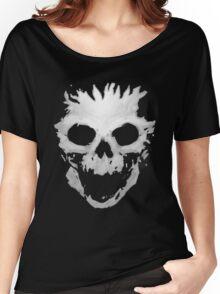Skull Helmet Women's Relaxed Fit T-Shirt