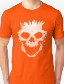 Skull Helmet Unisex T-Shirt
