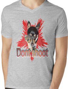 Dont shoot  Mens V-Neck T-Shirt