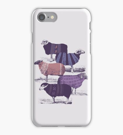 Cool Sweaters iPhone Case/Skin
