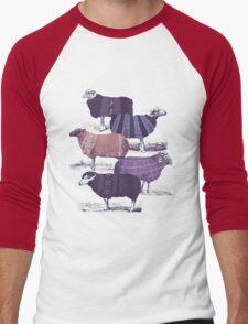 Cool Sweaters Men's Baseball ¾ T-Shirt