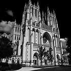 Washington National Cathedral by Joe Hickson
