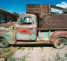 New Mexico Truck by clodaghsmith