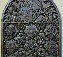 14th Century wood panel by Kiriel