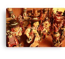 Peruvian Ceramic Canvas Print