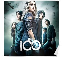 The 100 Poster