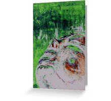 Neon Welter Greeting Card