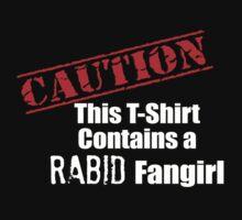 Rabid Fangirls by Ellen Jones